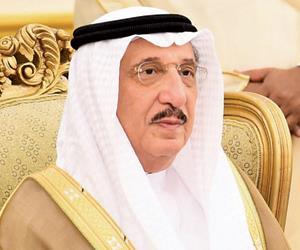 أمير جازان يعزي بوفاة الشيخ الكريري