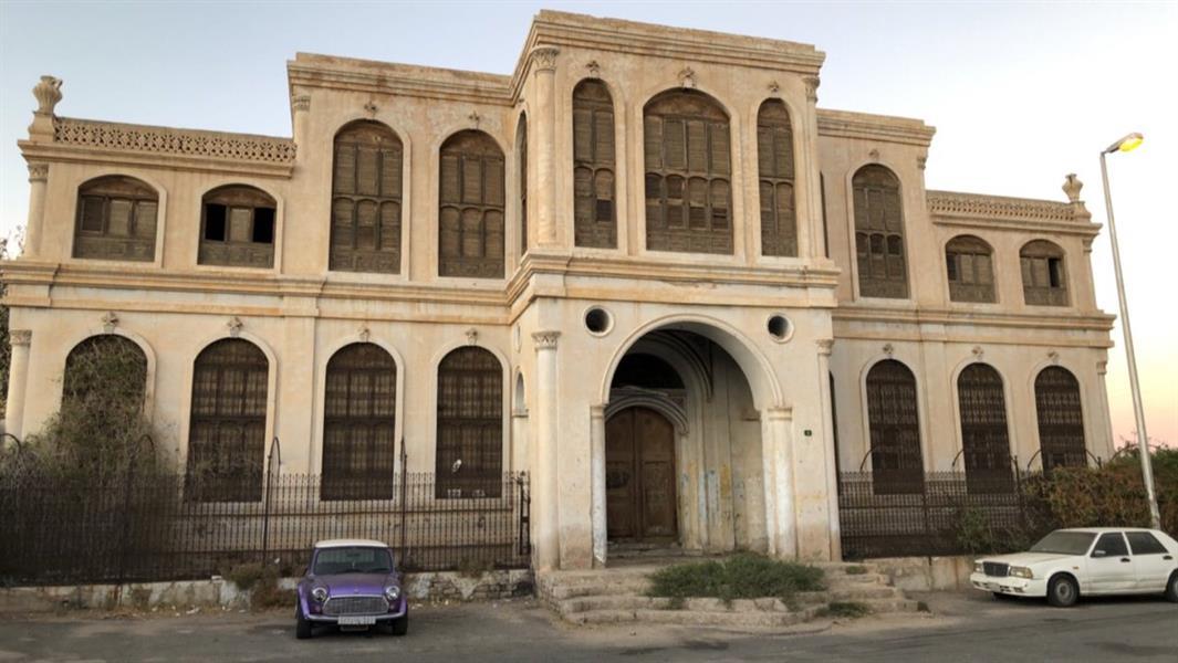 قصر البوقري بالطائف
