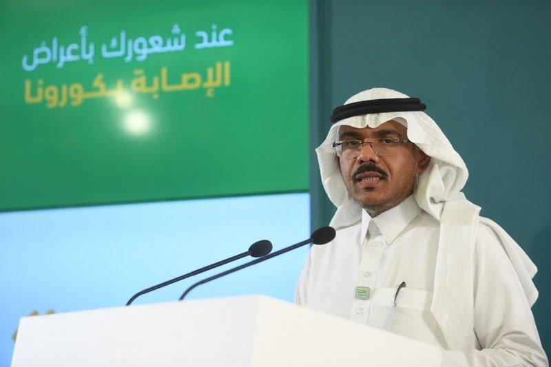 المتحدث الرسمي لوزارة الصحة الدكتور محمد العبدالعال