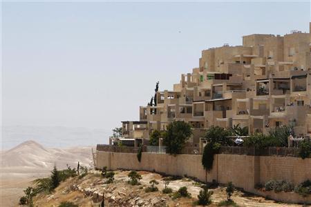 مستوطنة إسرائيلية بالضفة الغربية