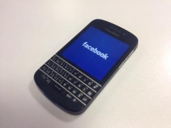facebook blackberry end support