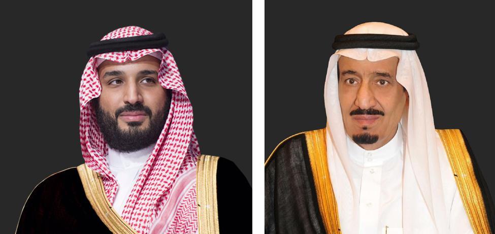 خادم الحرمين الشريفين وسمو ولي العهد