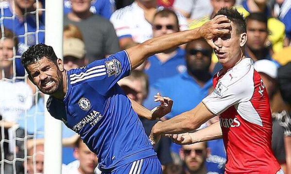 إيقاف كوستا ثلاث مباريات وإلغاء بطاقة طرد جابرييل