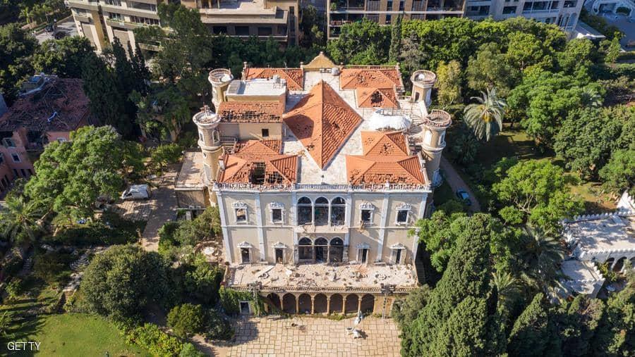 قصر سرسق التاريخي