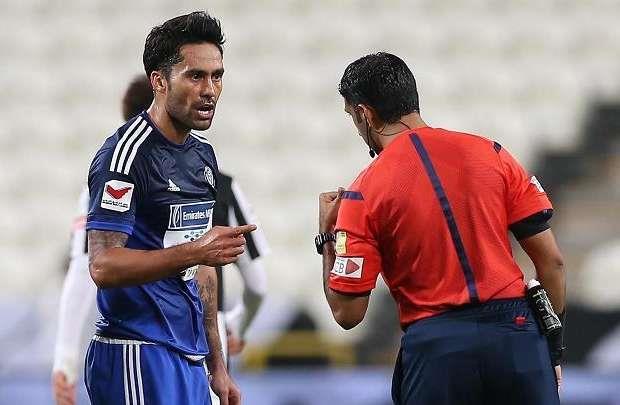 محترف النصر الإماراتي قريب من الدوري القطري