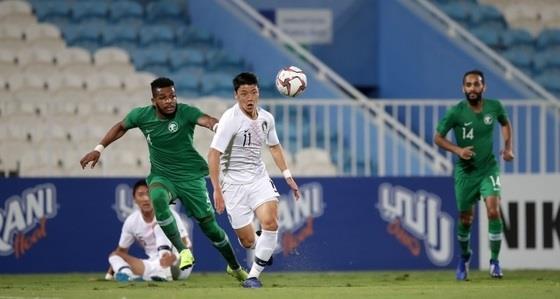 إلغاء ودية الأولمبي السعودي وكوريا الجنوبية