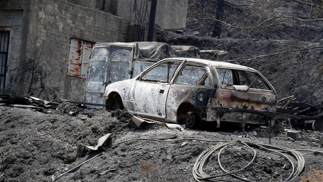 4 مصريين احترقوا حتى الموت في غابات قبرص .. هذه تفاصيل الحادث