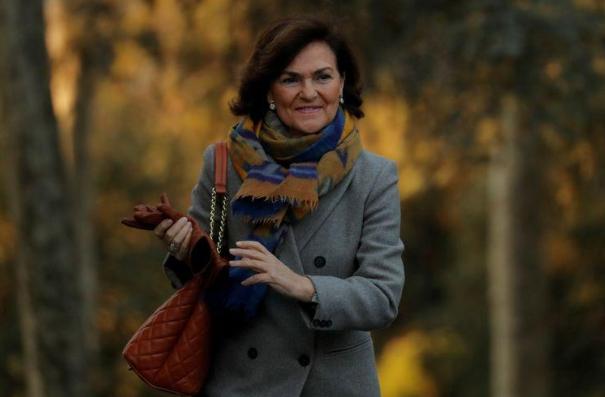 إصابة نائبة رئيس وزراء اسبانيا بفيروس كورونا