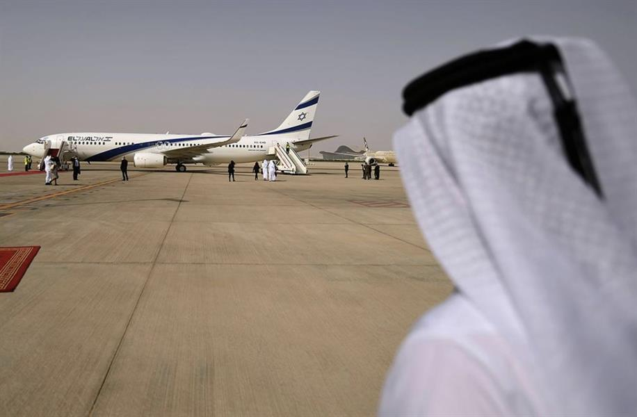 وصول وفد مشترك من الولايات المتحدة وإسرائيل إلى الإمارات