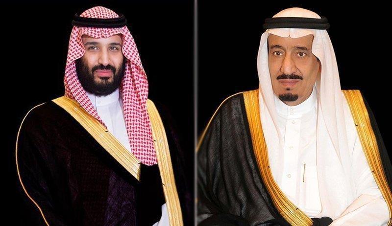 الملك سلمان بن عبدالعزيز و ولي عهده