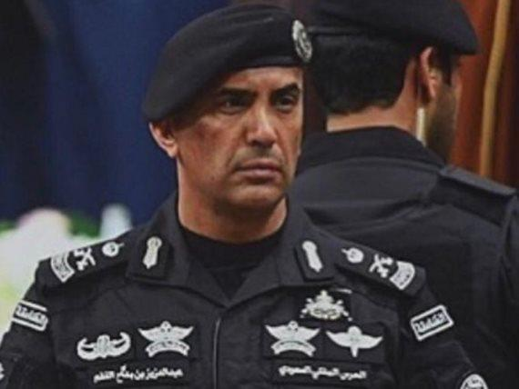 اللواء الراحل عبدالعزيز الفغم