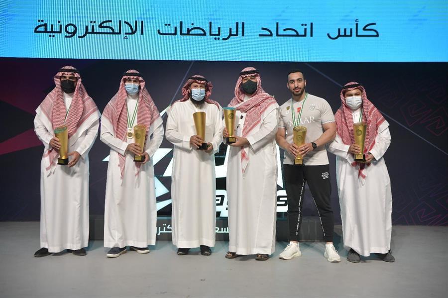 اختتام بطولة كأس اتحاد الرياضات الإلكترونية
