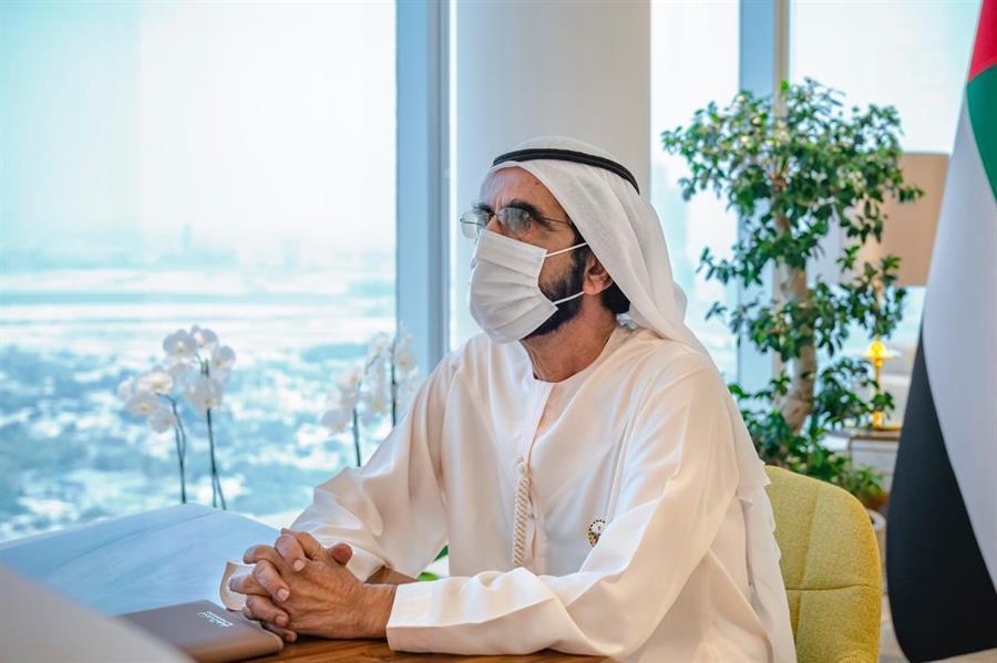 محمد بن راشد يعلن إطلاق مشروع إماراتي لاستكشاف القمر