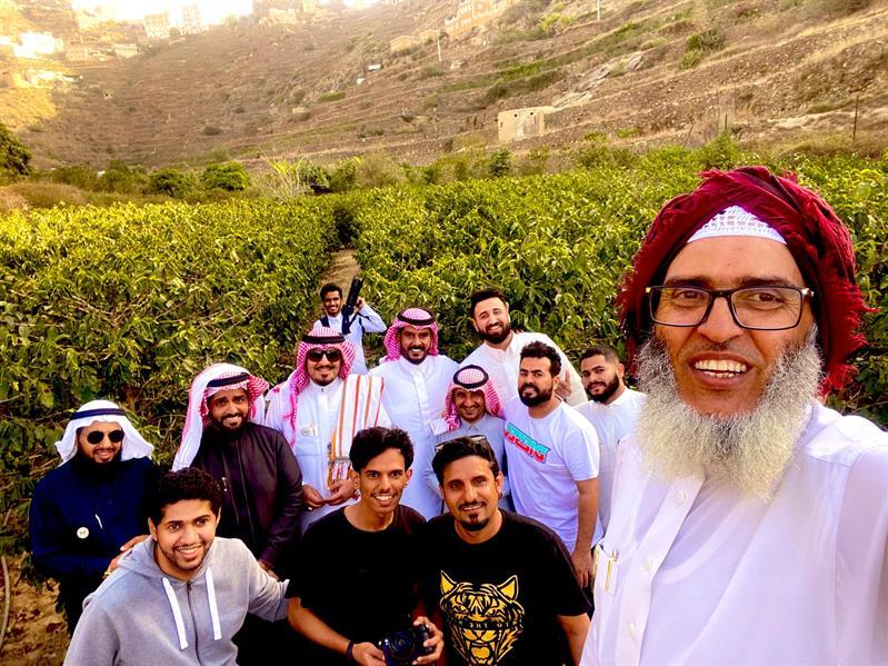 رحالة كويتي في زيارة لجازان.. وهكذا كان انطباعه (فيديو وصور)