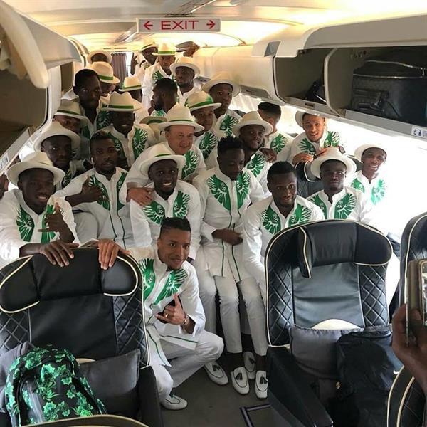 المنتخب النيجيري