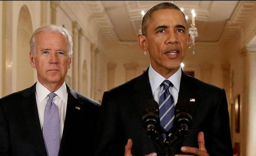 """بايدن بحسم: لن تكون """"ولاية ثالثة لأوباما"""""""