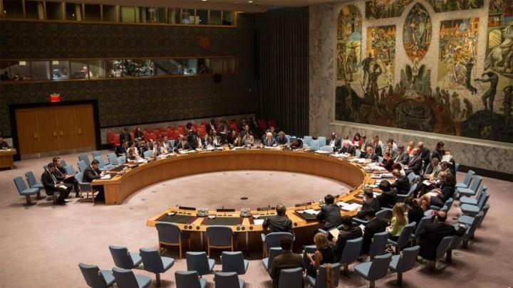 مجلس الأمن (صورة أرشيفية)