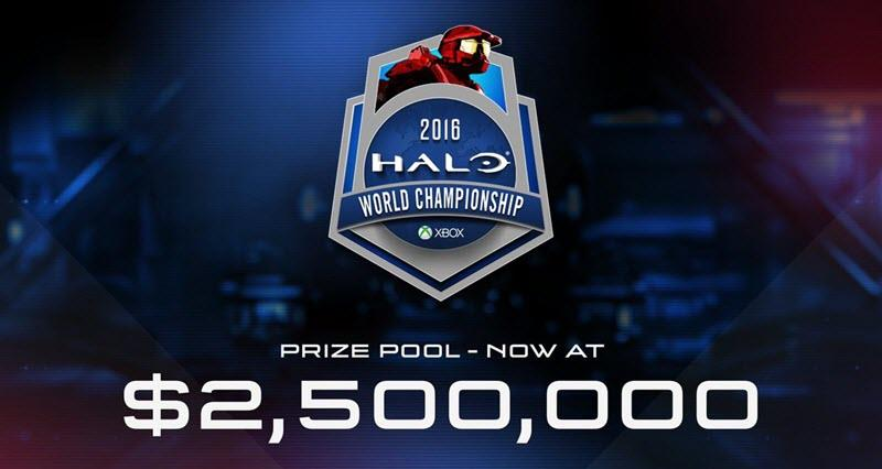 Halo World Championship prize