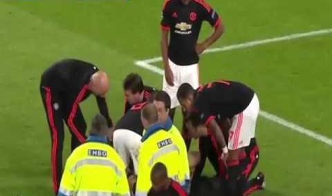 بالفيديو: أبشع وأخطر اصابات كرة القدم في 2015 !