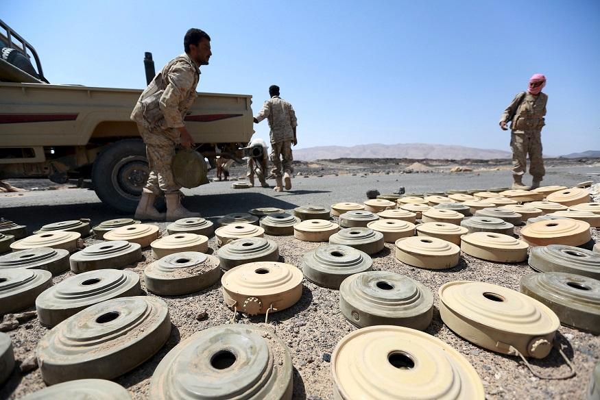 مسؤول يمني: 8 آلاف قتـيل من المدنيين في اليمن بألغام الحـوثيين خلال سنوات الحـرب