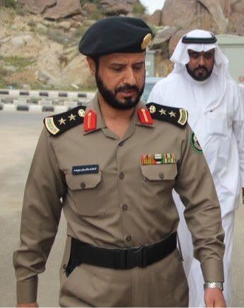 وفاة مساعد مدير مرور منطقة الباحة: