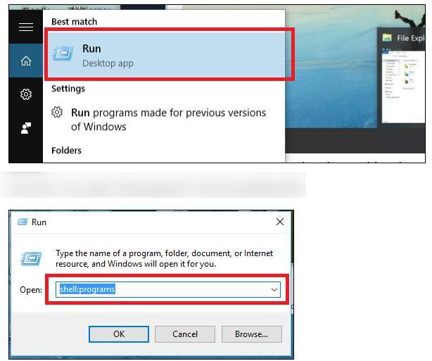 add Website Links to Start Menu Windows 10 2