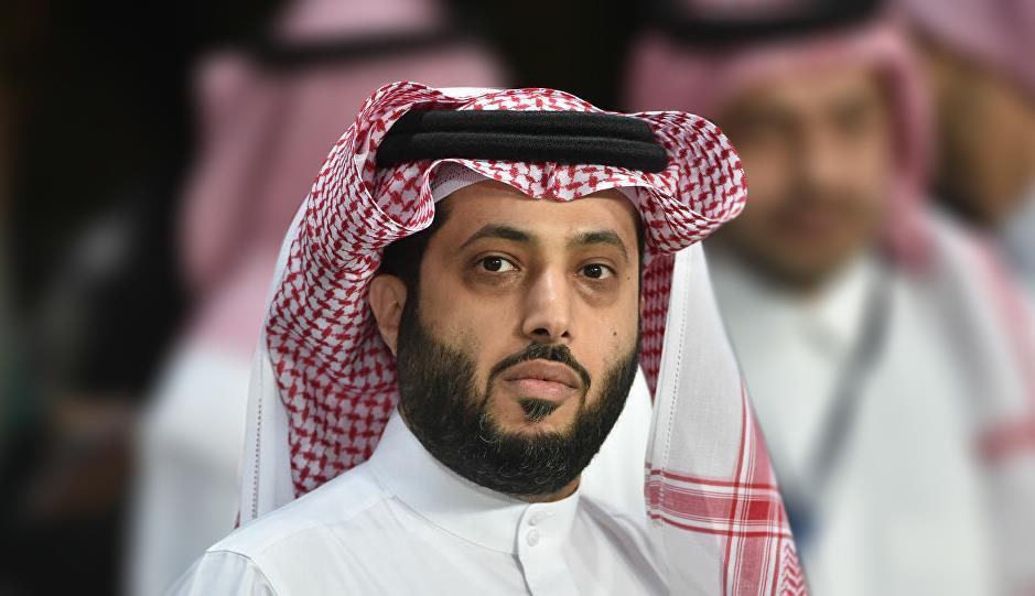 رئيس الهيئة العامة للترفيه، المستشار تركي آل الشيخ