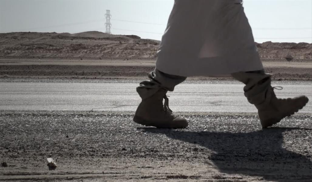 الحج مشيا على الأقدام