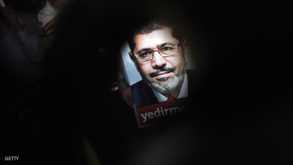 صورة للرئيس السابق محمد مرسي
