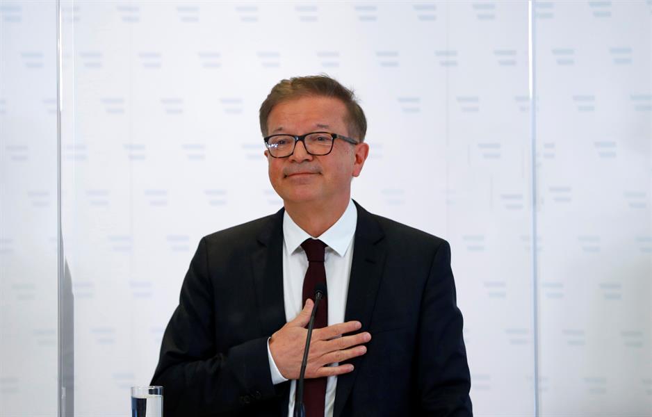 وزير الصحة النمساوي ، رودولف أنشوبر