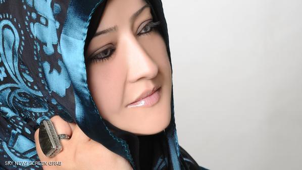 الأديبة الأردنية سناء الشعلان
