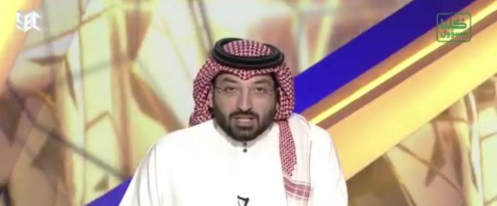"""""""بعد غياب 6 حلقات"""".. شاهد.. سلطان الغشيان يكشف عن موعد عودة وليد الفراج للبرنامج !"""