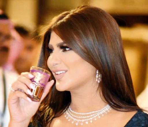ممثلة بحرينية