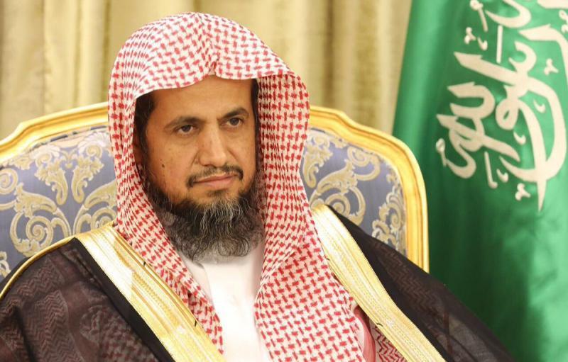 الشيخ سعود المعجب