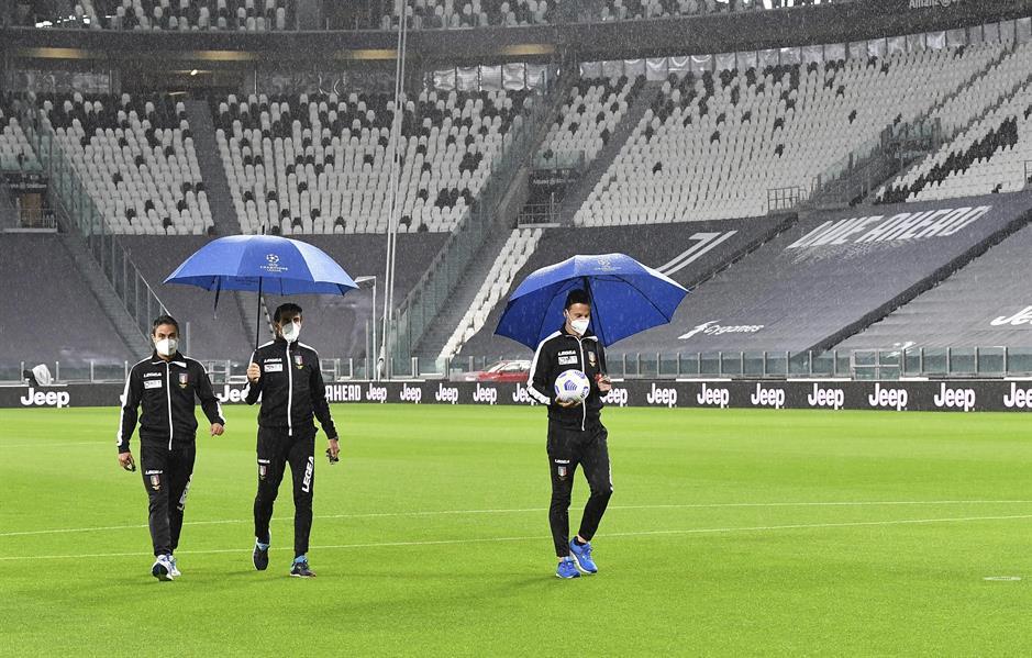 إلغاء مباراة يوفنتوس ضد نابولي