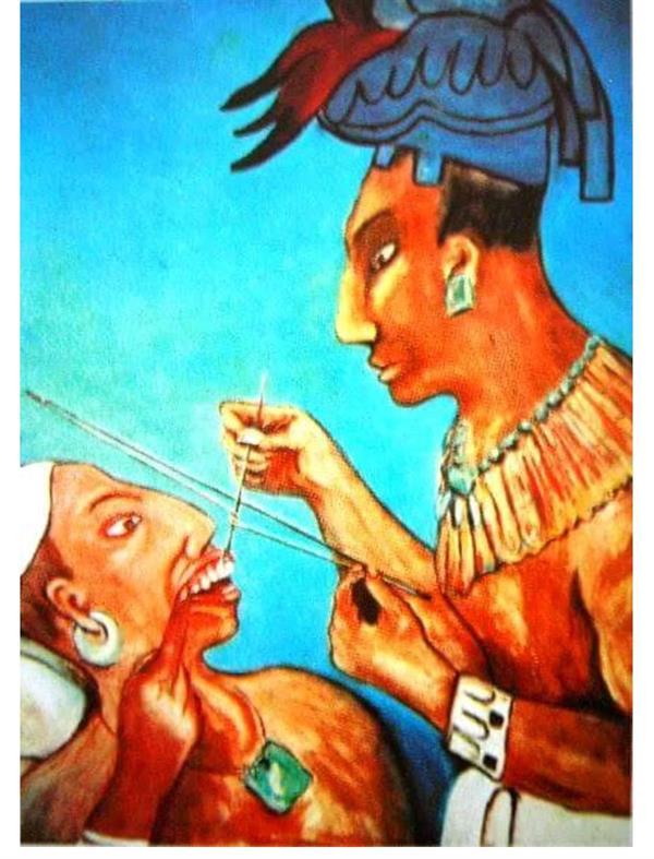 كيف تم وضع تنظيف الأسنان من القدم حتى الآن؟