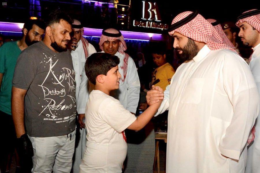 الأمير محمد بن عبدالعزيز بن محمد