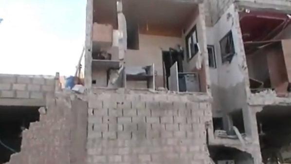 إضراب عام في الحجر الأسود في ريف دمشق