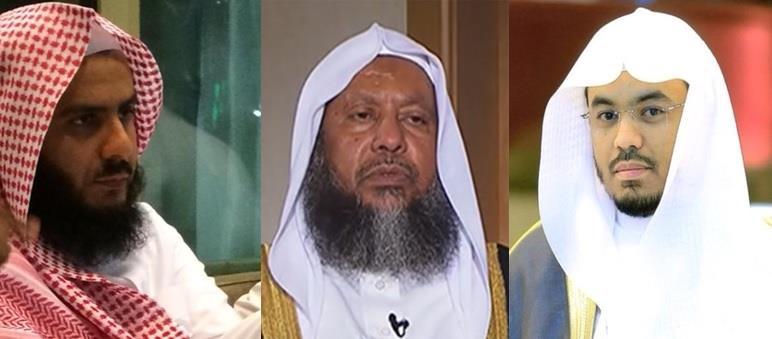 ياسر الدوسري-محمد أيوب-خالد المهنا