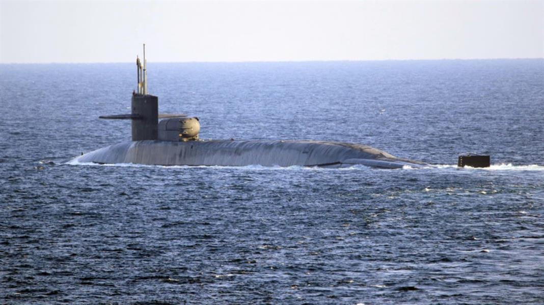 الغواصة النووية