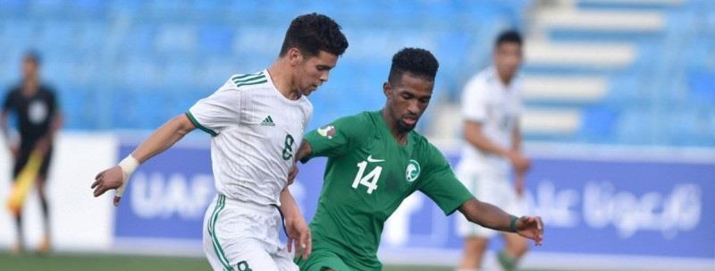 «الأخضر الشاب» يودع كأس العرب من المجموعات