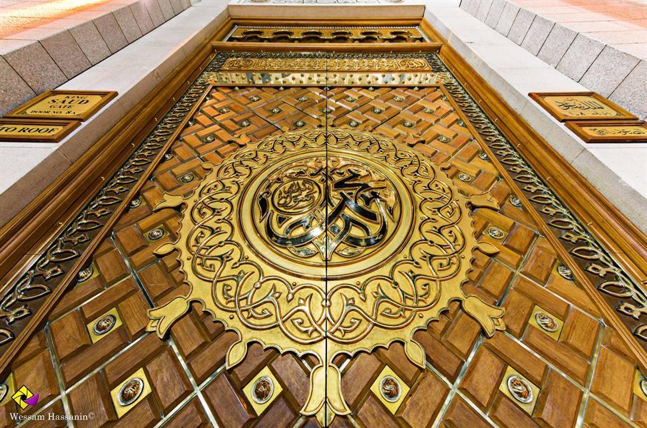 نتيجة بحث الصور عن وصل عددها إلى 100 باب.. تعرف على تاريخ أبواب المسجد النبوي (صور)