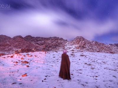 """3 تحت الصفر في طريف.. """"الأرصاد"""": توضح أدنى درجات حرارة سجلت اليوم في المملكة"""