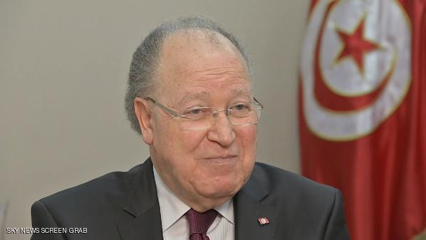 رئيس برلمان تونس يترشح لانتخابات الرئاسة