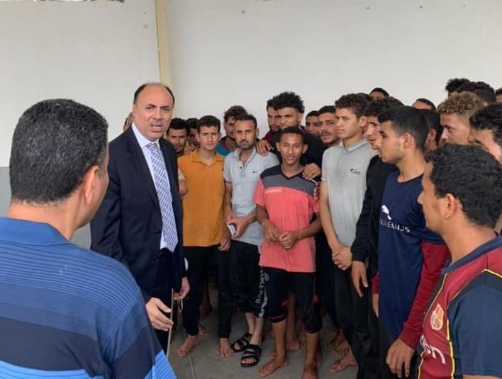 إطلاق سراح 90 مصرياً محتجزين بطرابلس