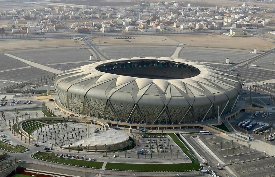 مبهرة الرياضة السعودية
