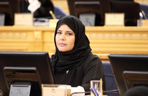 الدكتورة حنان الاحمدي