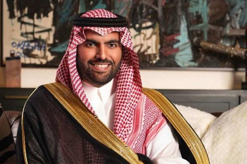 وزير الثقافة الأمير بدر بن عبد الله بن فرحان