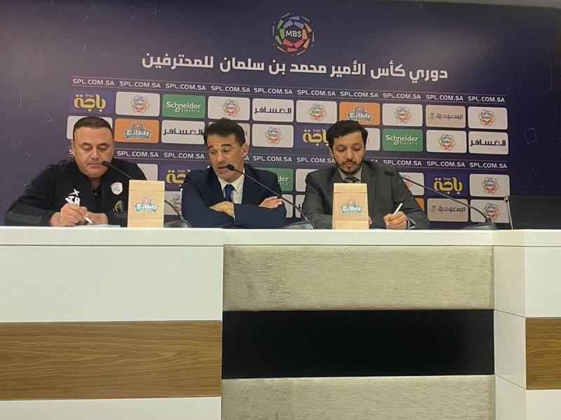 """مدرب """"الشباب"""": """"النصر"""" قوي على الأطراف.. وضغطهم أربك فريقي"""