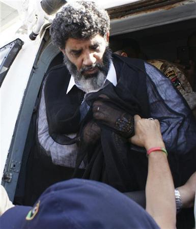 رئيس المخابرات الليبي السابق عبد الله السنوسي